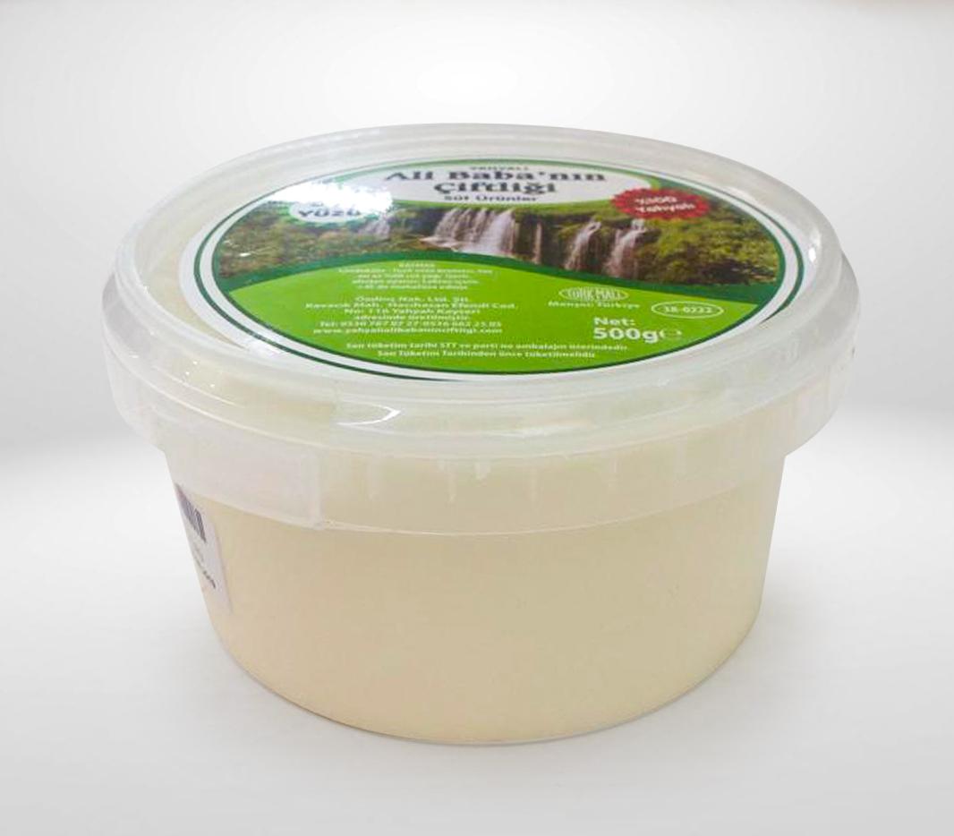 Süt  Yüzü (Yarım Kilo Paket)